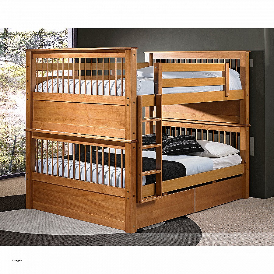 Wood Toddler Size Bunk Beds