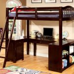 Wooden Loft Bed Ideas