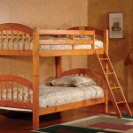 Wooden Loft Bed Style