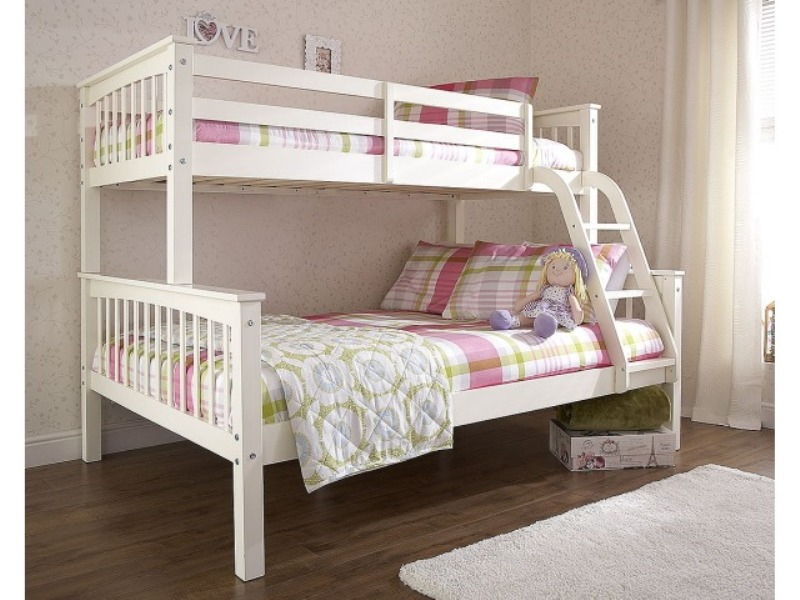 Image of: Good Sturdy Bunk Beds Design