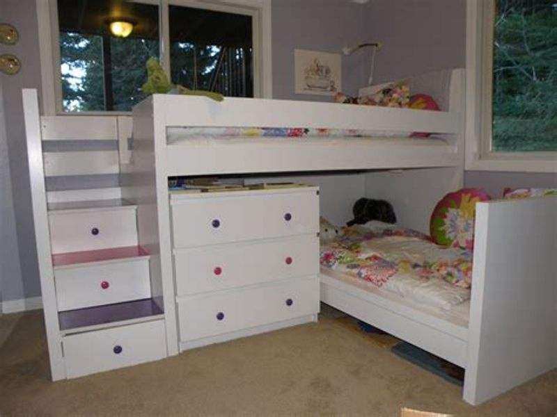 Image of: Ikea Bunk Beds Toddler