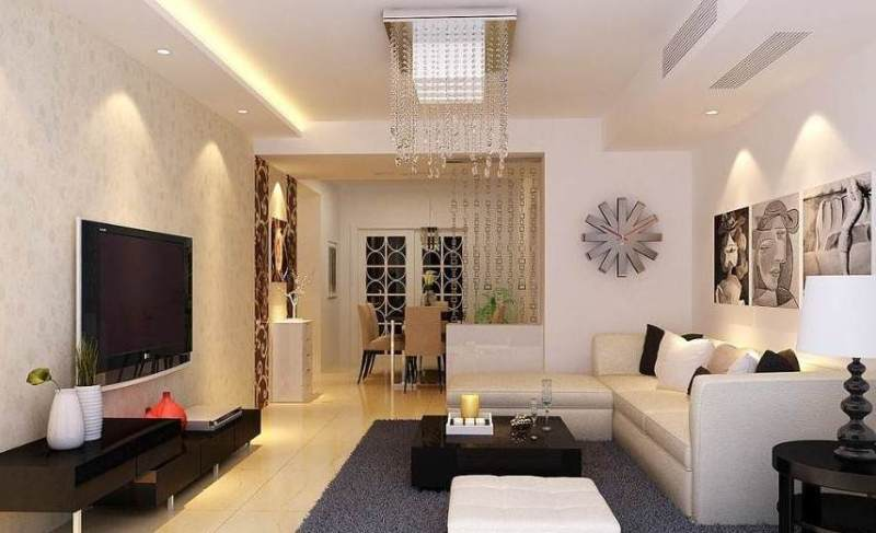 Image of: Living Room Designs For Small Spaces