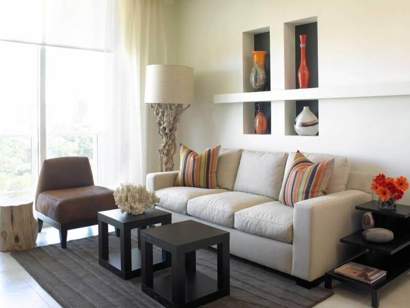 Image of: Living Room Interior Designs For Small Spaces