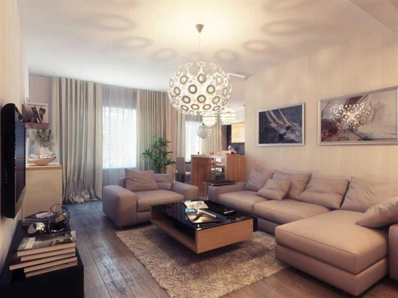 Image of: Simple Decor Ideas For Living Room