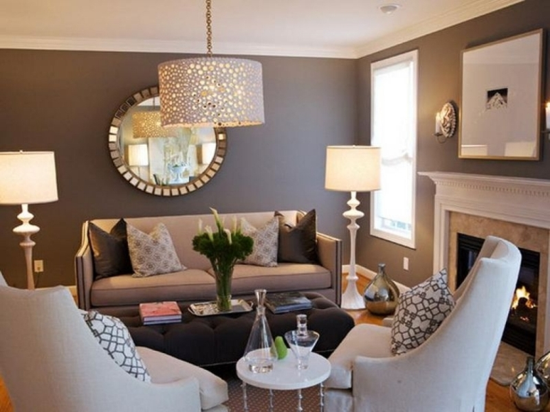 Image of: Simple Living Room Decorating Ideas Apartments