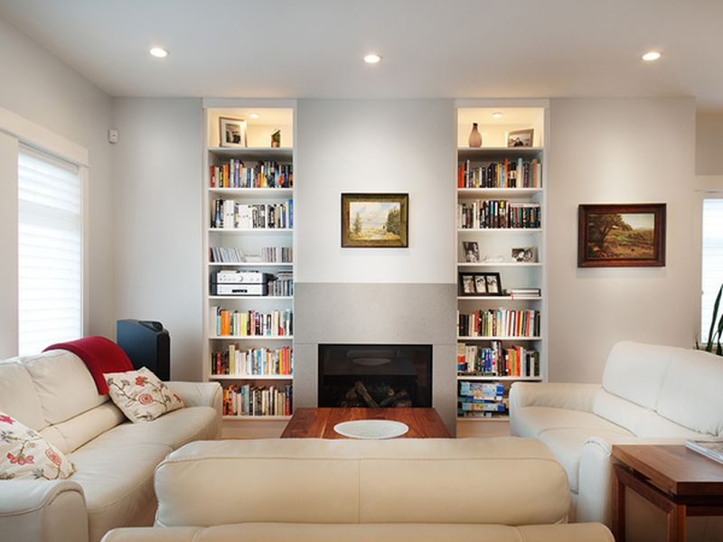 Image of: Simple Living Room Ideas For Small Spaces
