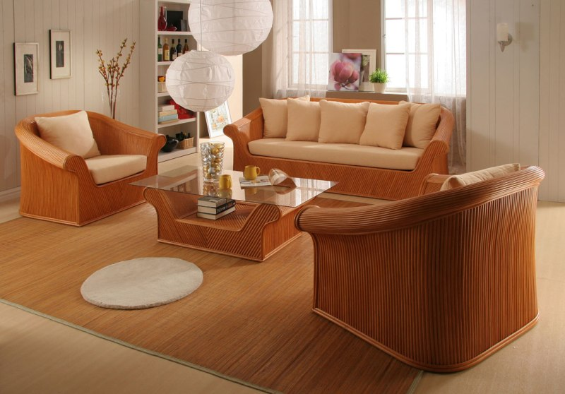 Image of: Sofa Set Designs For Small Living Room