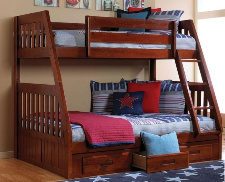 Image of: Sturdy Bunk Beds For Boys