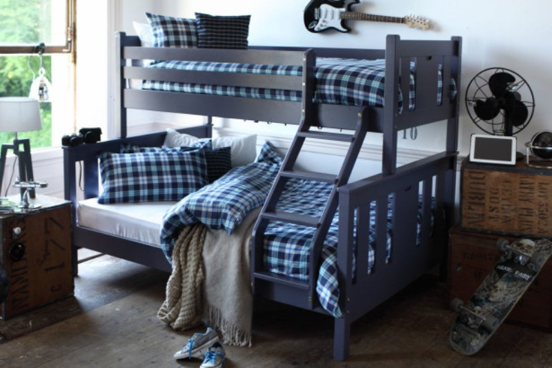 Image of: Sturdy Bunk Beds For Teens