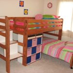Sturdy Bunk Beds With Stairs