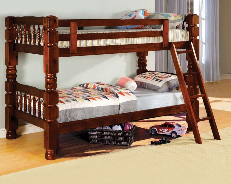 Sturdy Wooden Bunk Beds