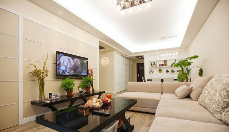 Image of: Tiny House Living Room Ideas