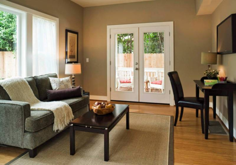 Image of: Tiny Living Room Decorating Ideas