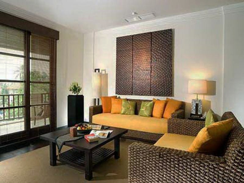 Image of: Tiny Living Room Ideas Apartment