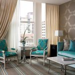 Turquoise Living Room Furniture
