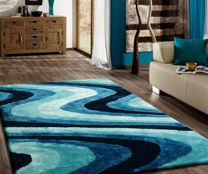 Turquoise Rugs For Living Room