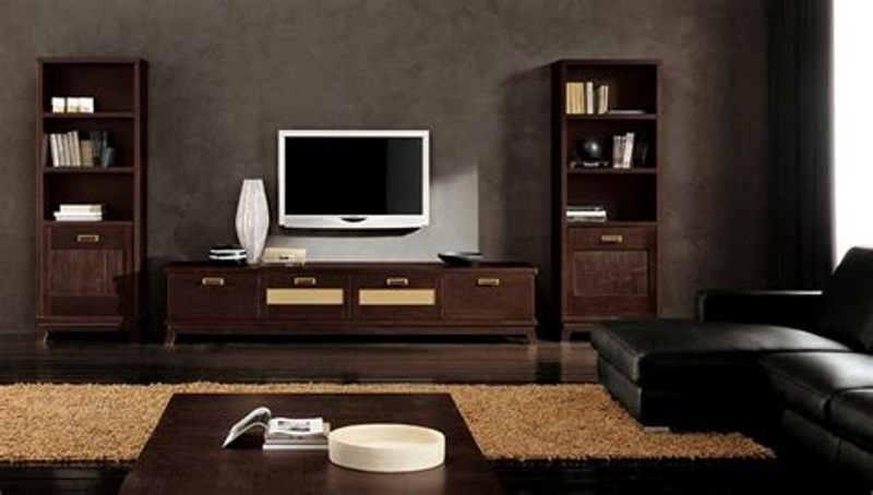 Image of: Tv Stand Designs For Small Living Room